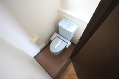 【トイレ】パレス東洋神戸館
