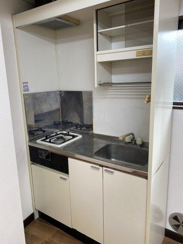 【キッチン】メゾン原宿
