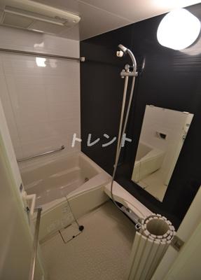 【浴室】メゾンカルム西新宿