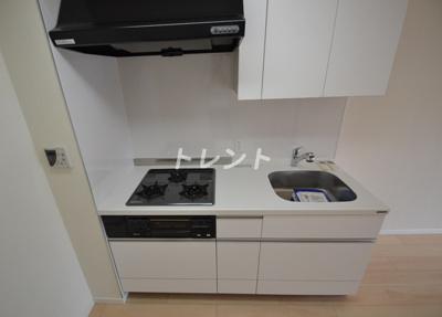 【キッチン】メゾンカルム西新宿
