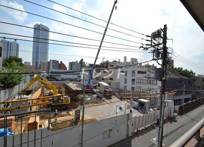 【展望】メゾンカルム西新宿