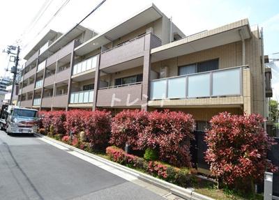 【外観】メゾンカルム西新宿