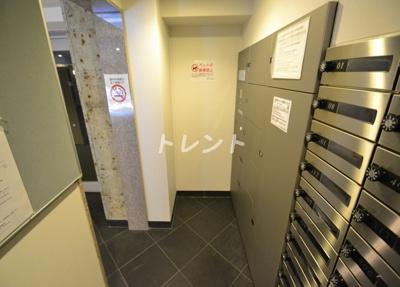 【その他共用部分】メゾンカルム西新宿