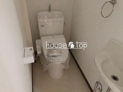 【トイレ】西宮市甲子園口3丁目 貸家