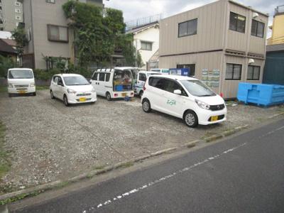 【駐車場】quinze lieu