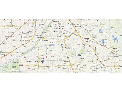 【地図】フラット ウーズ・