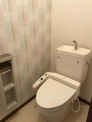 【トイレ】フラット ウーズ・