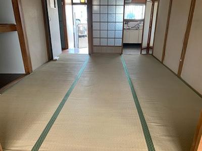【内装】須賀町貸家4戸1 (株)Roots