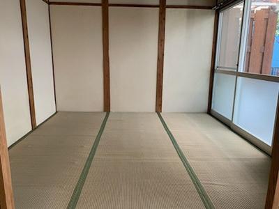【寝室】須賀町貸家4戸1 (株)Roots