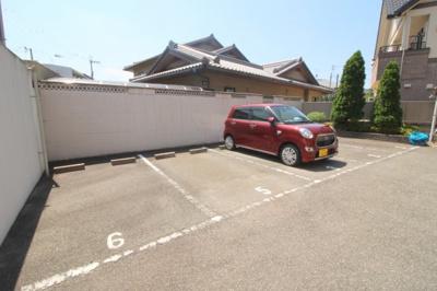 【駐車場】エスポワール北桜塚