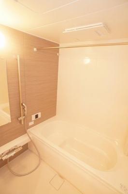 【浴室】D-room南塚口