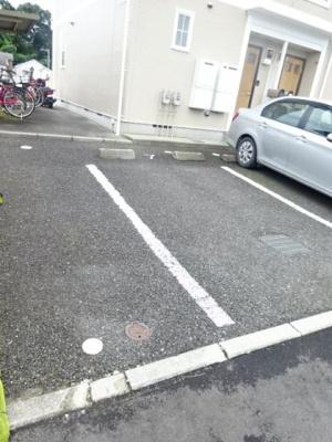 【駐車場】モダン・ヒル