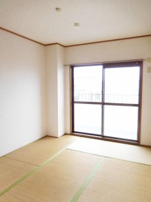 【和室】ドミール仲谷2号館