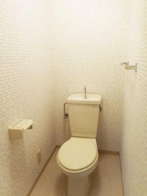 【トイレ】ドミール仲谷2号館