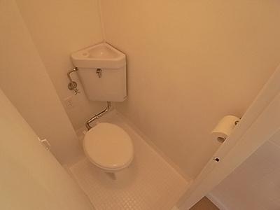 【トイレ】マンションカザミドリ