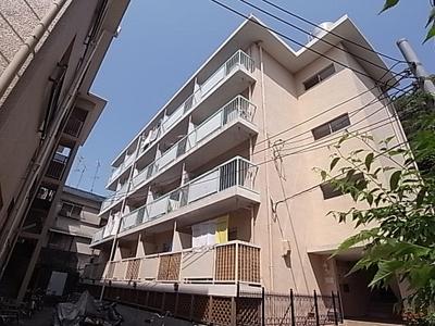 【外観】マンションカザミドリ