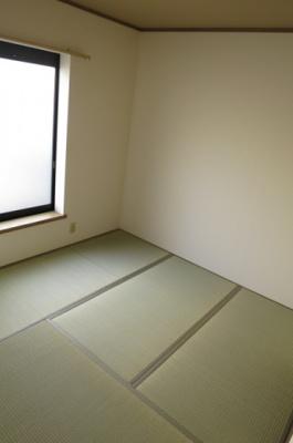 【寝室】小口コーポ