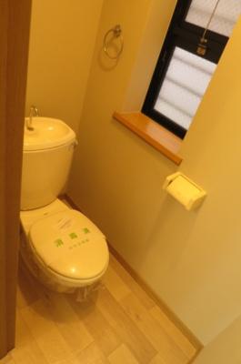 【トイレ】小口コーポ