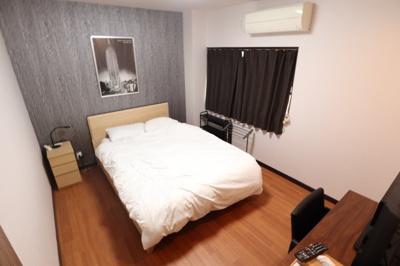 【寝室】ユーホーム西明石