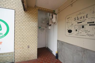 【エントランス】STELLA王子公園