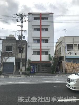 【外観】那覇市壺屋 売アパート