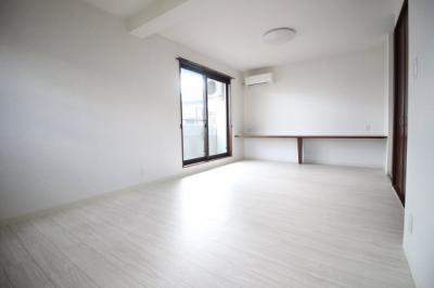 寝室スペース 洋室12.4帖