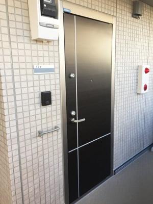 【玄関】ベルン東葛西