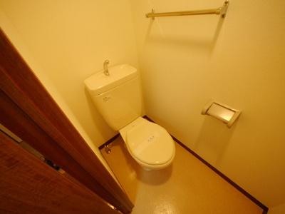【トイレ】アリスドライブ