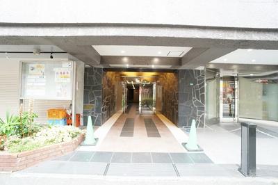 【エントランス】チサンマンション第三博多