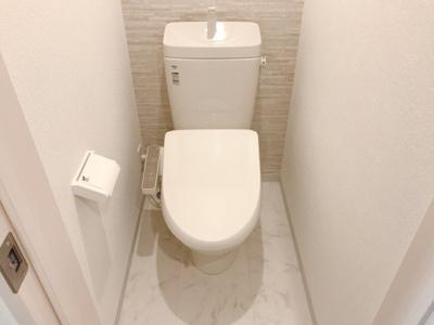 【トイレ】クレッシェンド三軒茶屋