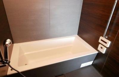 【浴室】コンフォリア新宿イーストサイドタワー
