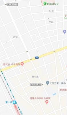 【地図】グルーヴドットエム