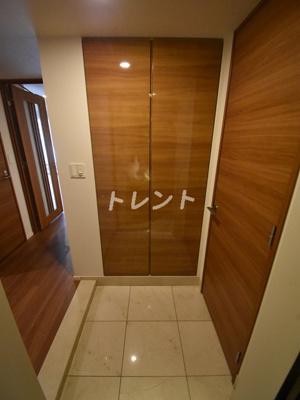【玄関】キャピタルゲートプレイスザタワー