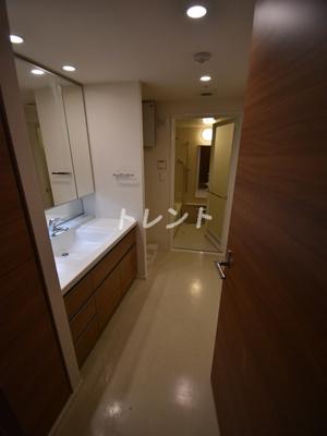 【洗面所】キャピタルゲートプレイスザタワー