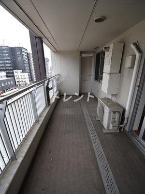 【バルコニー】キャピタルゲートプレイスザタワー