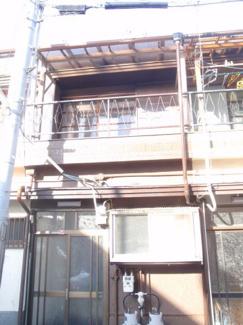 【外観】高見の里6丁目8-14連棟貸家