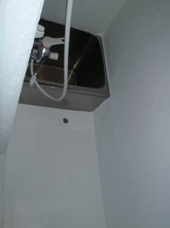【浴室】高見の里6丁目8-14連棟貸家