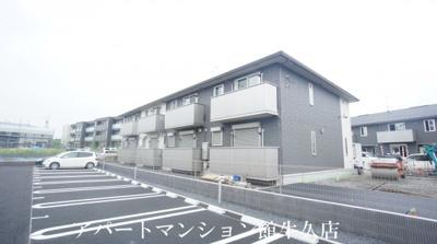 【外観】Grand Rise Tsukuba B棟