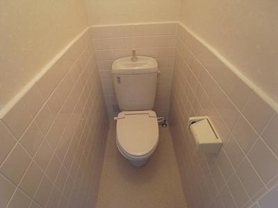 【トイレ】辰巳マンション