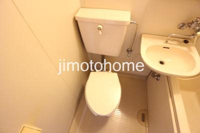 【トイレ】ジュネスアマリ