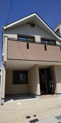 【外観】神戸市垂水区霞ヶ丘6丁目 B号地 新築戸建