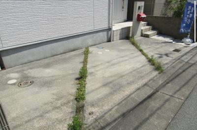 【駐車場】神戸市垂水区千代が丘1丁目