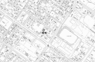 【地図】高砂町 中古戸建