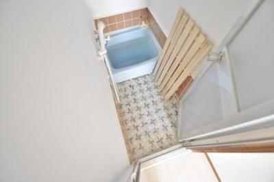 【浴室】林2丁目貸家
