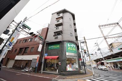 【外観】小阪駅前ヴィラデステ