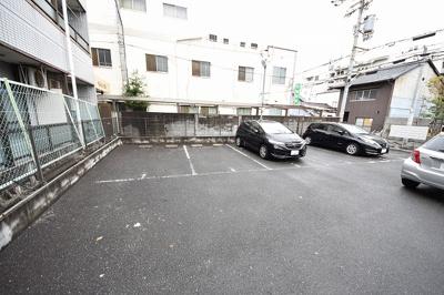 【駐車場】ベルハイム栄町