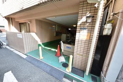 【エントランス】グリーンハウス