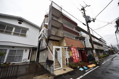 【外観】大宝八戸ノ里マンション