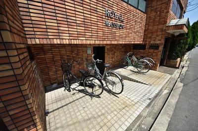 【その他共用部分】近畿大学まで自転車で約3分!