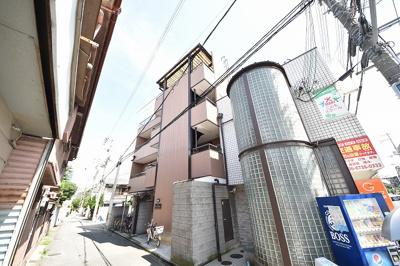 【外観】ジーエルマンション八戸ノ里